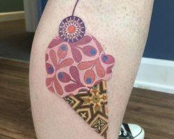 icecream-tattoo